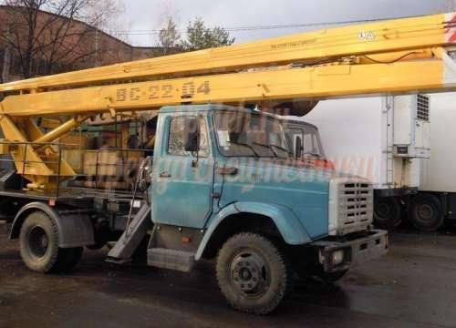 Автовышка ВС-22