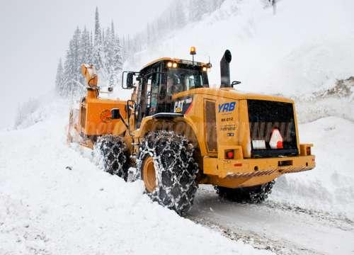Уборка и вывоз снега, строительного материала